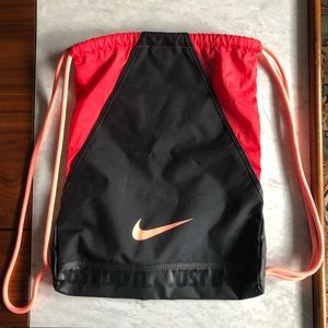 Nike Gymsack with front pocket